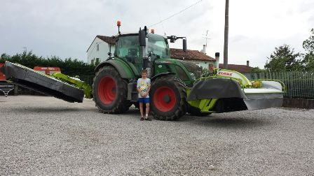 CLAAS DISCO 3200FRC & 2800RC