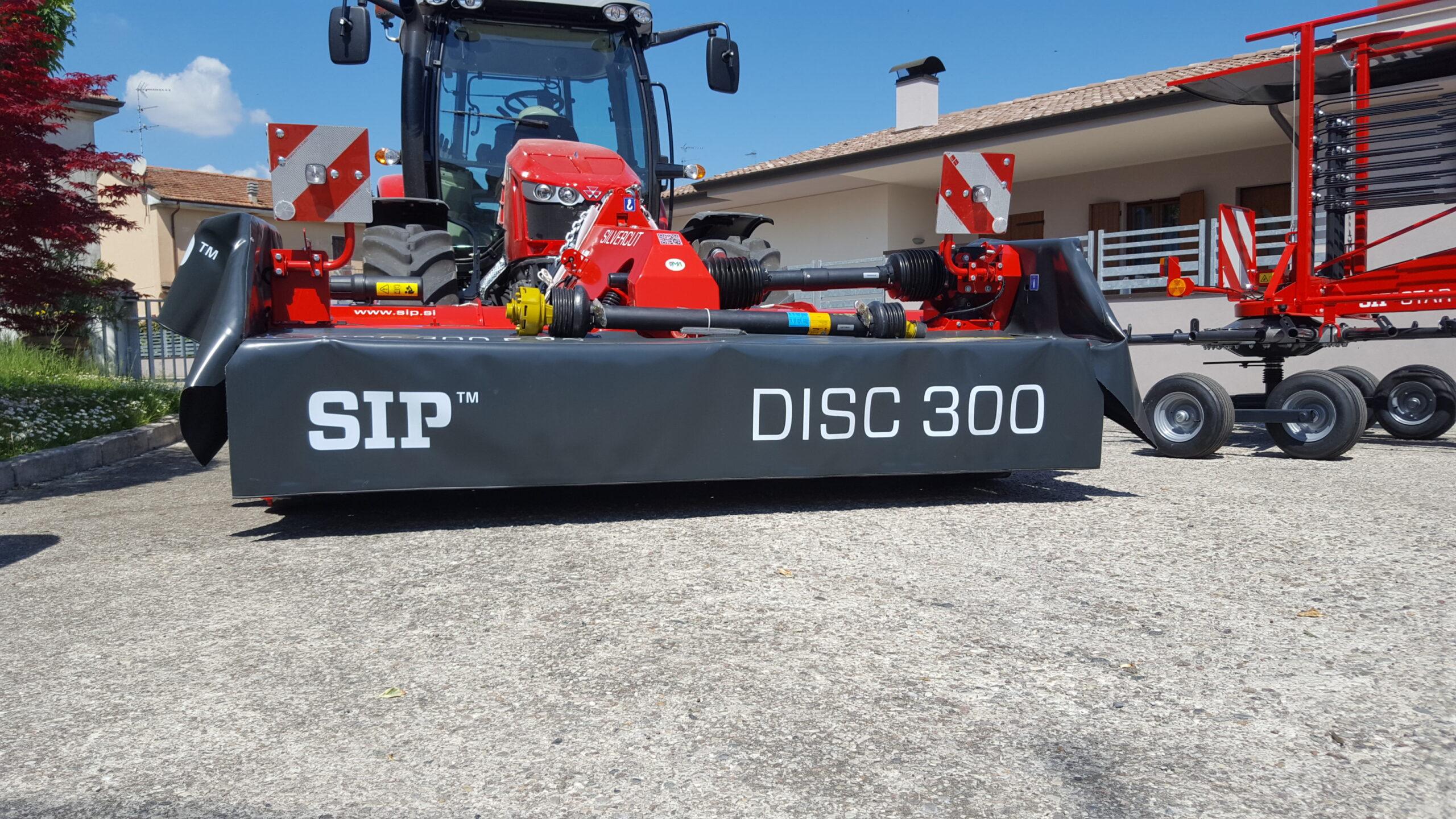 SIP Silvercut F 300 RC