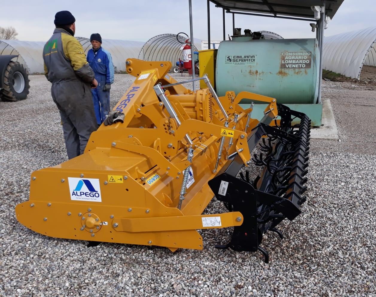 Alpego Fresa FZ400