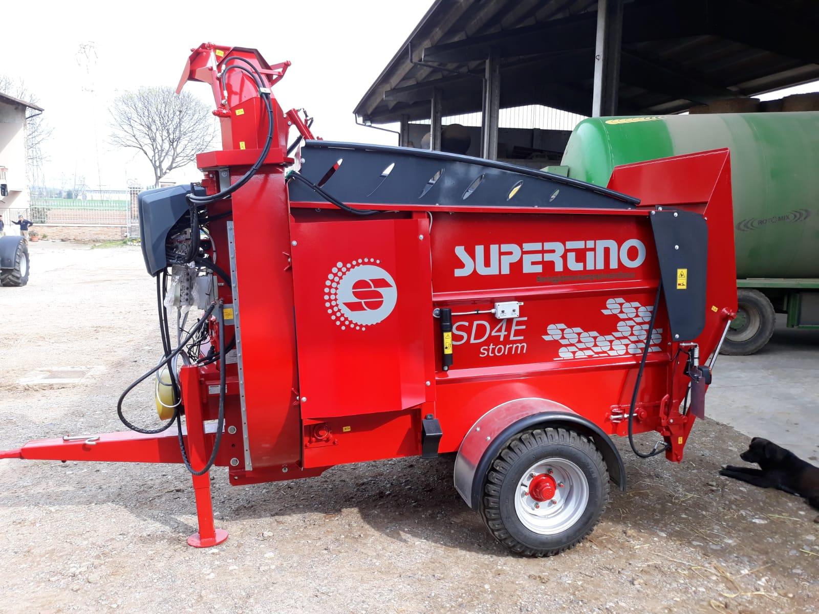 Impaglaitore Supertino SD4E