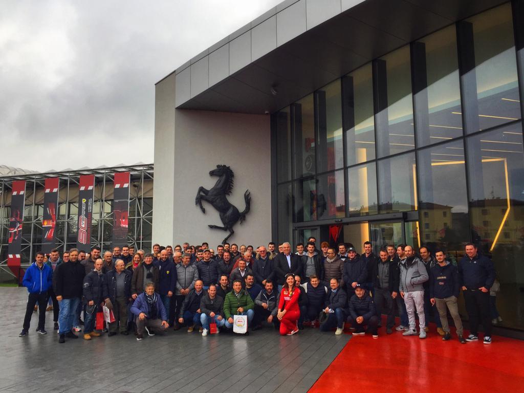 Visita guidata al Museo Ferrari di Maranello